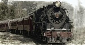 Trem é tema de sucessos da música popular brasileira