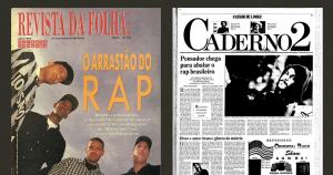 Ascensão do rap nos anos 90 mostrou contrastes na música popular brasileira