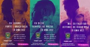 Campanha de direitos humanos para comunidade acadêmica é premiada em festival de publicidade