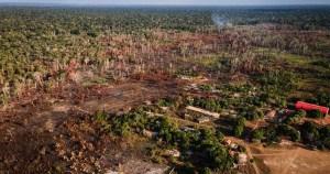 Degradação da Amazônia impacta áreas de floresta preservada