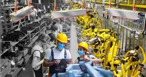 Setor industrial é fonte de desenvolvimento e riqueza entre as nações
