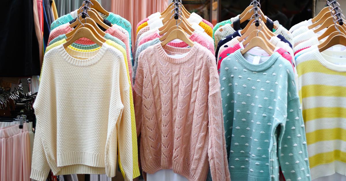 O setor da moda foi impulsionado pela onda de compras on-line durante a pandemia do coronavírus – Foto: Emily Orpin – Flickr