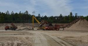 Alta demanda pode fazer da areia um recurso escasso
