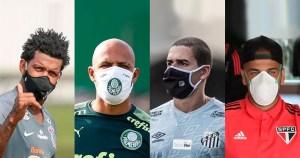 Surtos de covid-19 no futebol expõem falhas no combate à pandemia