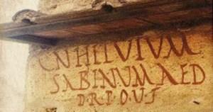 Fórum Romano era lugar frequentado também por crianças