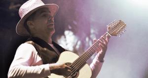 Violeiro mato-grossense é um dos novos expoentes da música regional brasileira