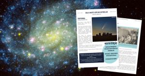"""Novidades da astronomia estão em destaque no boletim """"Dia e Noite com as Estrelas"""""""