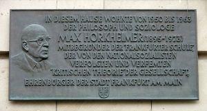 """Obra de Max Horkheimer é tema de """"Cadernos de Filosofia Alemã"""""""