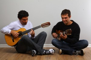 "Duo Catrumano e Marco Bosco no ""Revoredo"""
