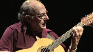 """O músico Heraldo do Monte no """"Revoredo"""""""