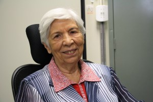 Professora Yvonne Mascarenhas recebe prêmio internacional