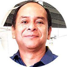 Felipe Santiago Chambergo Alcalde, coordenador do curso - Foto: Divulgação/EACH USP