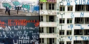 Estudo da FAU observou dinâmica das pichações em São Paulo