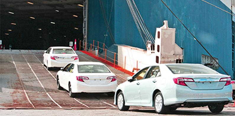 exportação de veículos, Exportação de veículos chega a maior nível desde 2007