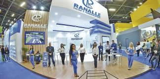 Ranalle também marcou presença na 13ª Edição da Automec, marcou presença, polias, tensionadores, varejo