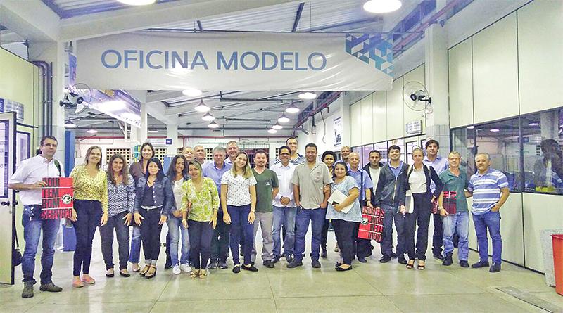 Workshop Técnico em Manutenção Automotiva, sindirepa