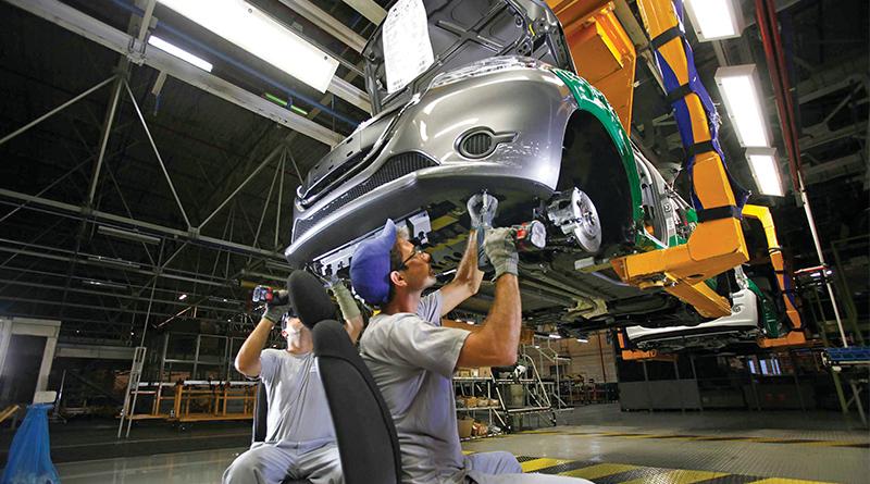 Mercado Automotivo inicia recuperação, produção