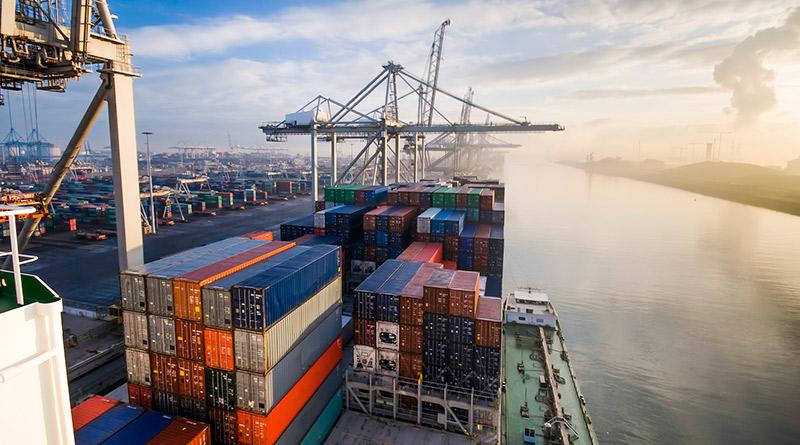 Exportações brasileiras-brasil e peru