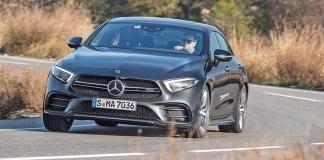 Mercedes-AMG CLS 53-Brasil