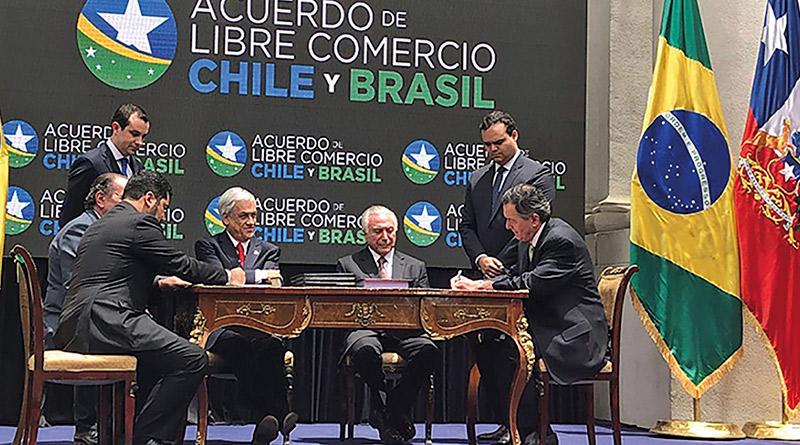 Brasil e Chile-acordo-presidente