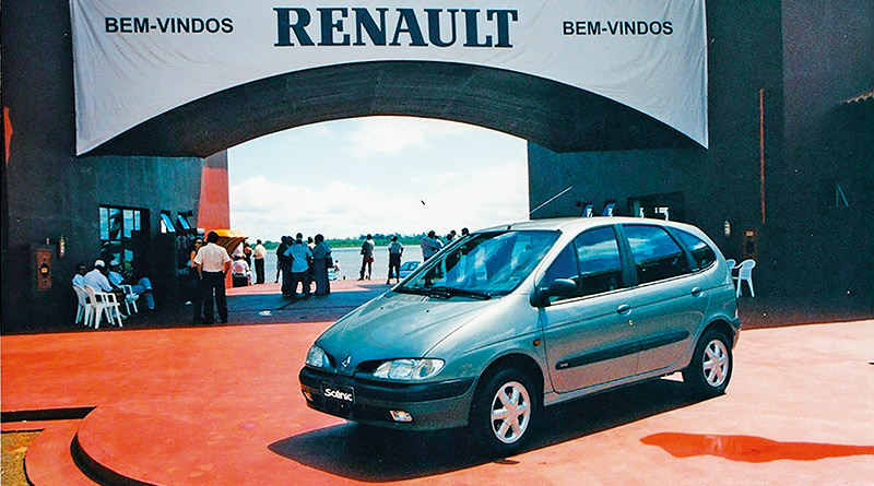 clubes Renault