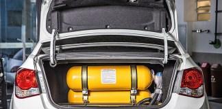 gasolina e ao etanol-postos de gasolina-GNV
