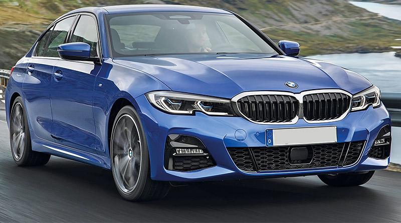 Brasil no pré-venda-BMW Group-BMW Série 3-salão do automóvel