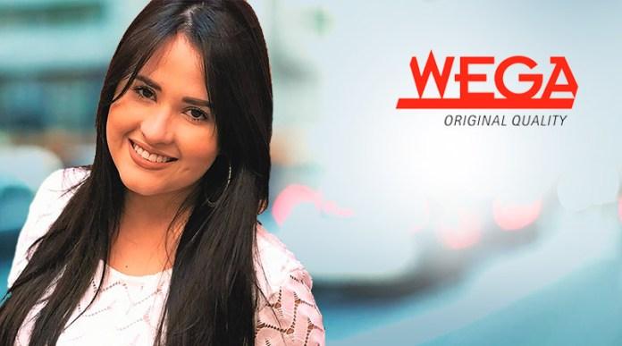 Mulheres na Reposição Wega Motors-Thuanney Castro-Setor Auomotivo-WEGA MOTORS Recebe Prêmio