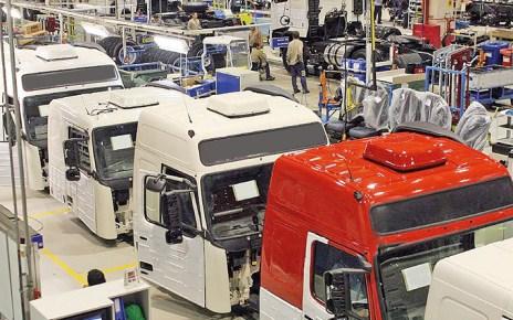 investimentos e contratações-venda de caminhão-volvo-reparação