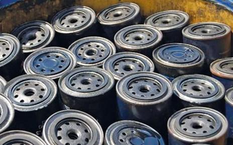recicla mais de 13 milhões-usados-lixo de carro-descarte de filtros-sucata de filtros