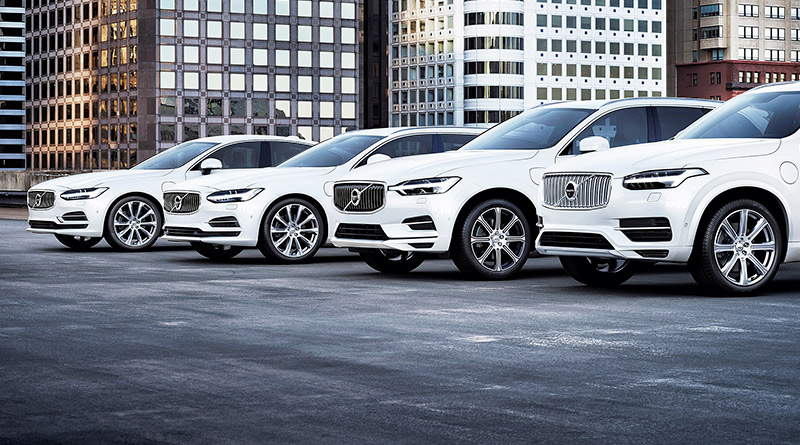 Volvo Cars-xc60-novo volvo-segurança