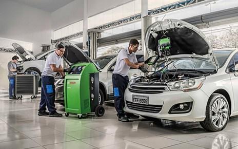 soluções conectadas bosch, oficinas mecanicas, connected repair