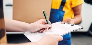 Nf, entrega de mercadorias, Administração Tributária, regras para emissão