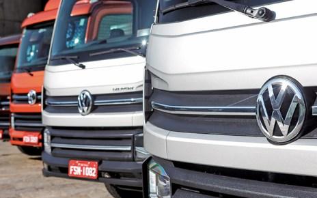 comerciai leves, vendas de comerciais leves, volkswagen delivery