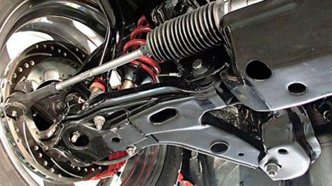 Monroe Axios lança produtos- suspensão, roda, engrenagem