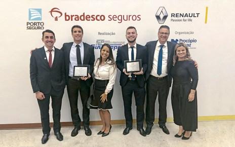 Dayco recebeu dois prêmios,Central de Inteligência Automotiva,SINDIREPA-SP, líder em autopeças, jornal