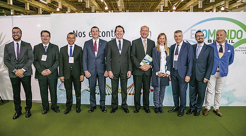 feira Ecomondo-Automotiva-nova reciclagem-Ilha Automotiva