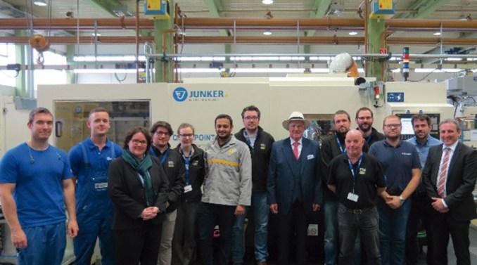 máquinas JUNKER, Grupo Renault