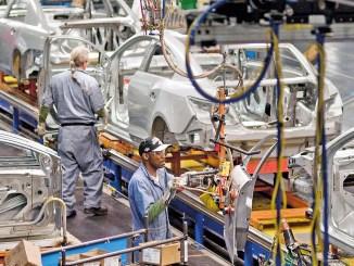 Produção de veículos em 2020