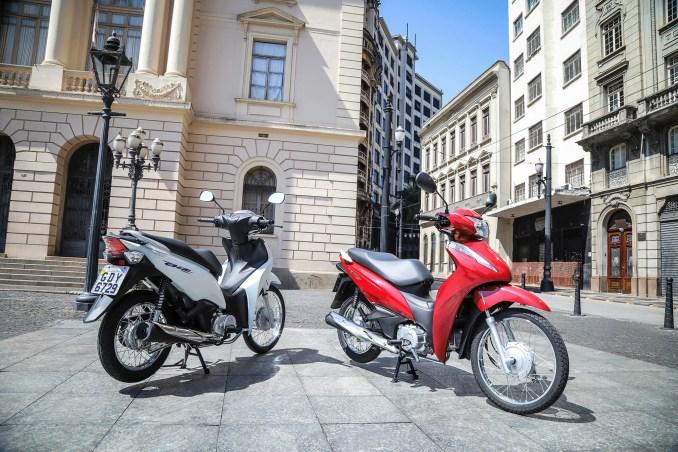 Honda Biz 110i 2020, nova biz, concessionárias que tem nova biz