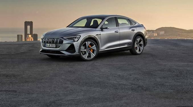E-tron Sportback, Audi