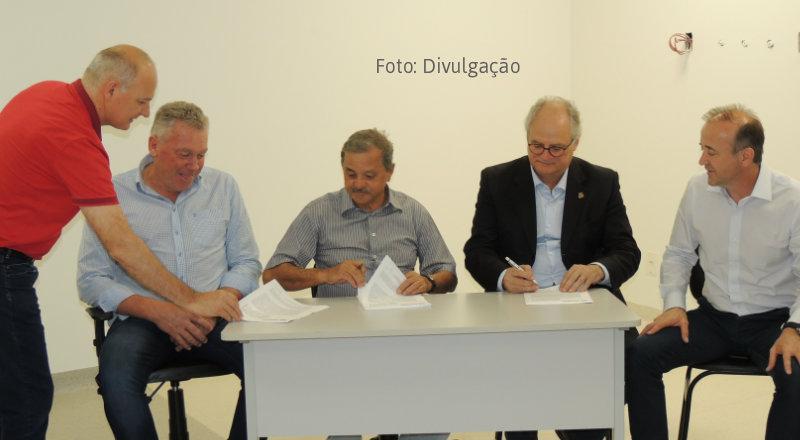 Assinado repasse do Estado para custeio do hospital Maicé em Caçador