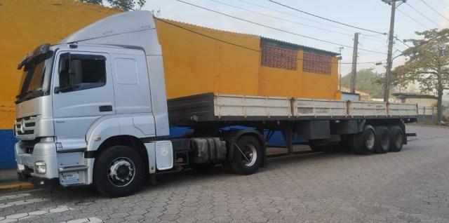 Em 10 minutos, PRF recupera dois caminhões roubados na Anchieta (SP)