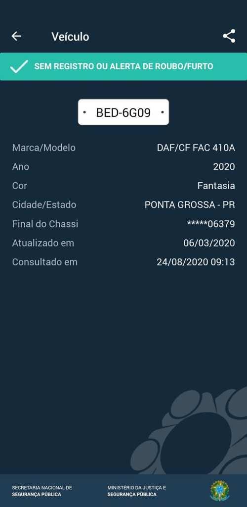 Novo DAF CF 410 Bitruck 8x2 é flagrado já em testes no Brasil