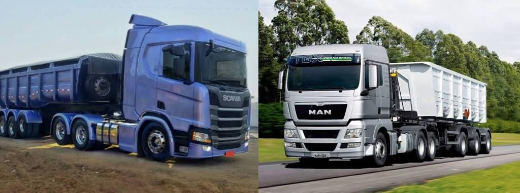 Scania R450 decepciona e vende menos que o MANTGX 28.440 em Julho