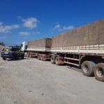 R$20 mil em multa: DAF é flagrado com quase 40 toneladas de excesso de peso no Grande Recife