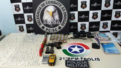 Foto: Polícia Militar / Divulgação