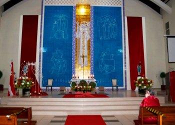 Foto: Paróquia Sagrado Coração de Jesus