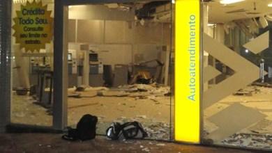 Photo of Chapada: Cinco homens explodem caixa eletrônico em Piatã