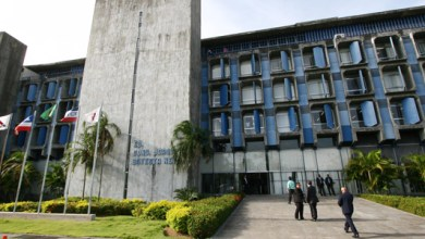 Photo of Vice-presidente assume chefia do Tribunal de Contas dos Municípios